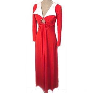 Gorgeous perfect vintage Gucci-like dress
